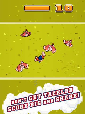 Touchdown Hero screenshot 6