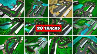 MiniDrivers - The game of mini racing cars screenshot 2