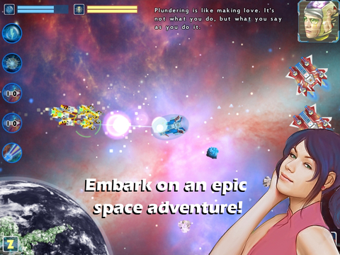 Star Nomad RPG RTS Sandbox screenshot 1