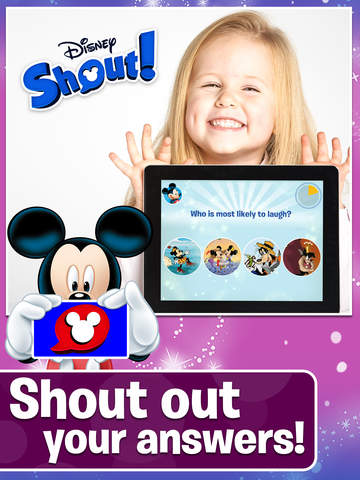 Disney Shout! screenshot 6