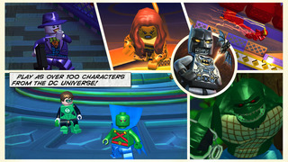 LEGO® Batman: Beyond Gotham screenshot 5