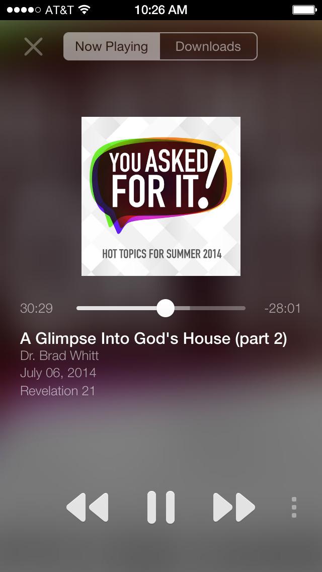 Abilene Baptist Church screenshot 2