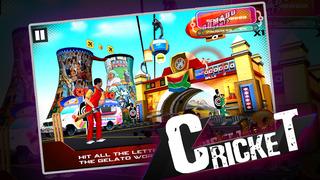 Cricket 3D : Street Challenge screenshot 3