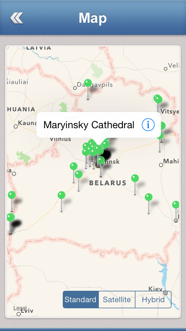 Belarus Travel Guide screenshot 4
