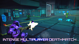 Neon Shadow Zero screenshot 2