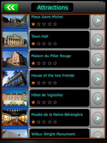 Le Mans  Offline Map City Guide screenshot 8