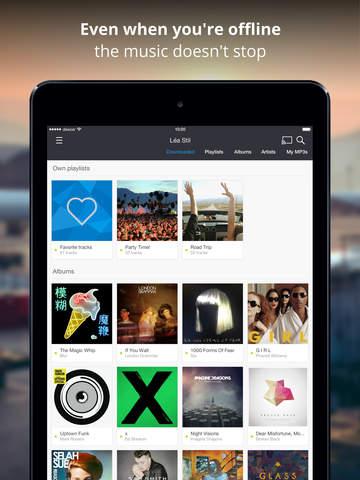 Deezer: Music & Podcast Player screenshot 10