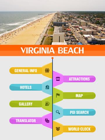 Virginia Beach City Travel Guide screenshot 7