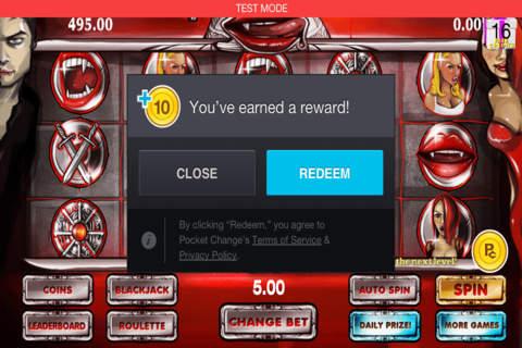 Aces Casino True Vampire Slots Pro - náhled