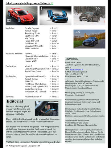 Autoguru.at Magazin screenshot 7