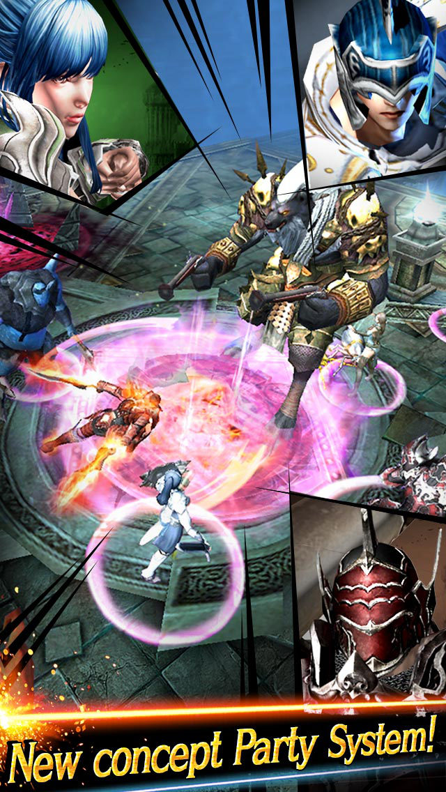 Iron Knights screenshot 5