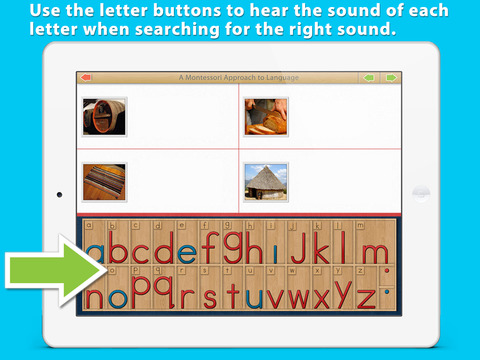 Montessori Movable Alphabet screenshot 9