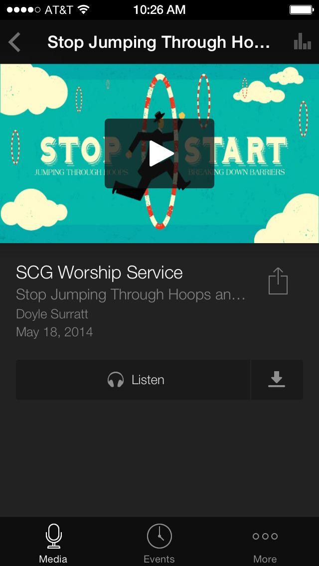Seacoast Grace Church screenshot 3