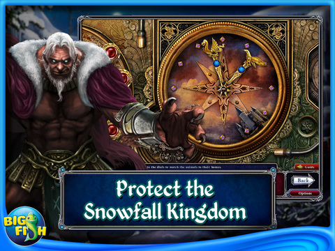 Dark Parables: Rise of the Snow Queen HD - A Magical Hidden Object Adventure (Full) screenshot 3