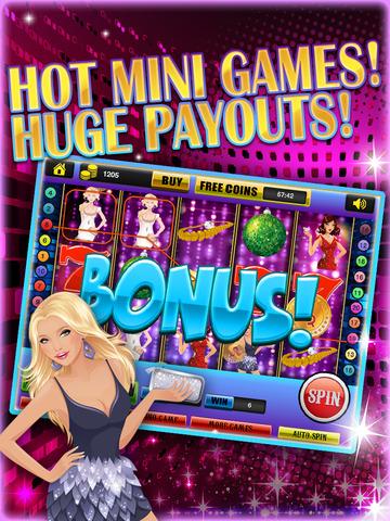 Ace Classic Rich Bad Boy Vegas Slots - Crazy Party Bash Casino Slot Machine Games HD screenshot 8