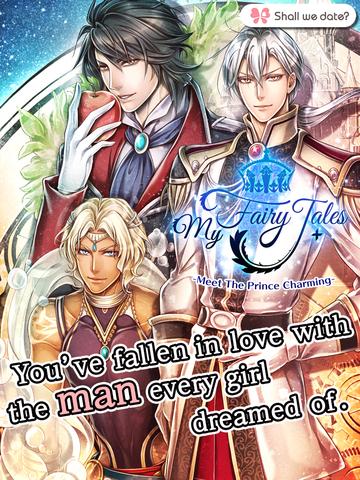 Shall we date?: My Fairy Tales+ screenshot #1