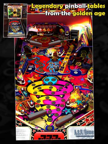 Zaccaria Pinball Master Edition screenshot 8