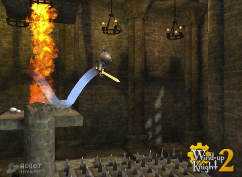 Wind-up Knight 2 screenshot 9