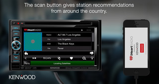 iHeartRadio for Auto screenshot 4