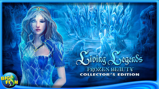 Living Legends: Frozen Beauty - A Hidden Object Fairy Tale screenshot #5