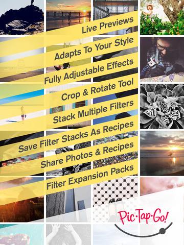 PicTapGo - Photo Editor screenshot 6