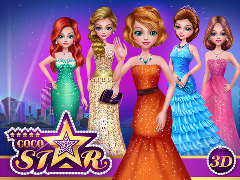 Coco Star - Model Competition screenshot 6