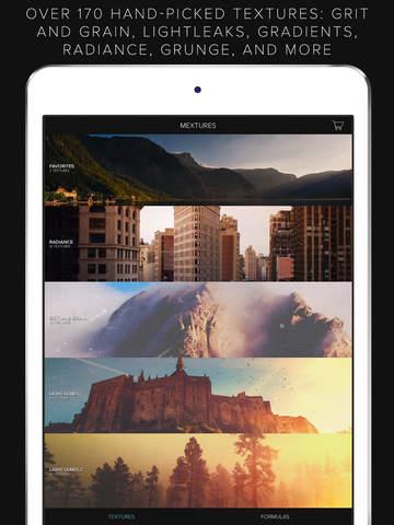 Mextures Photo Editor screenshot 7