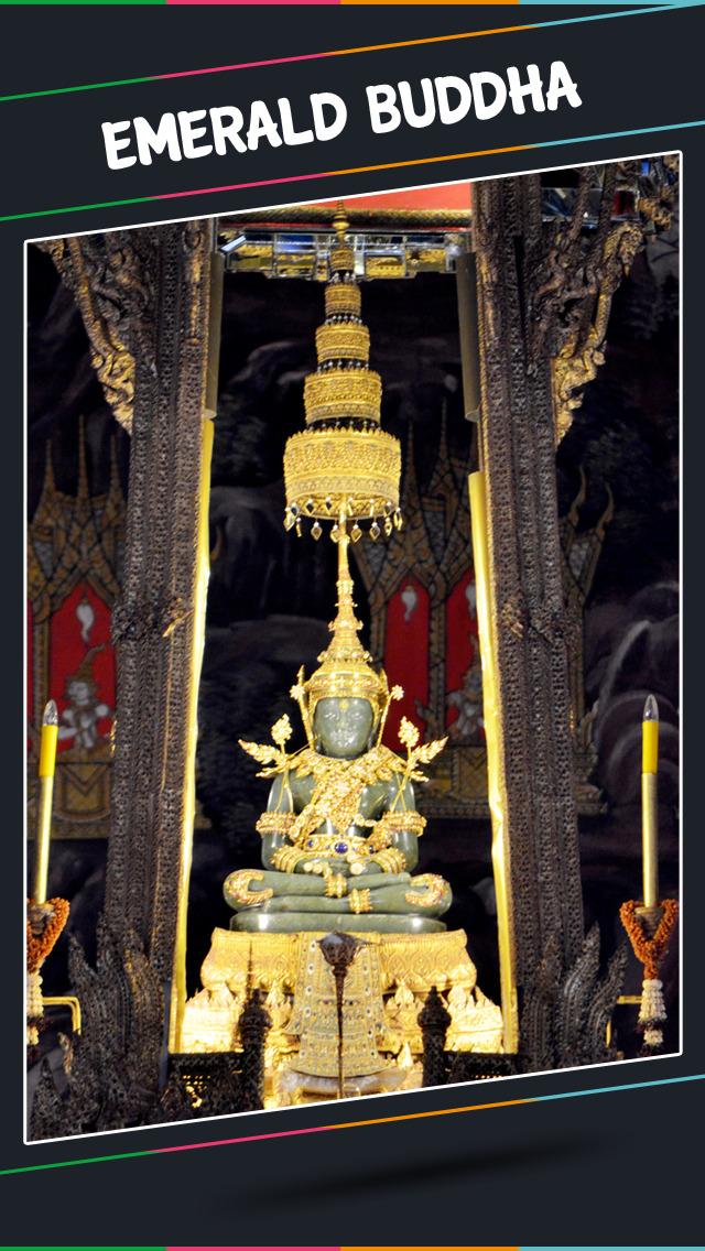 Emerald Buddha Temple screenshot 1