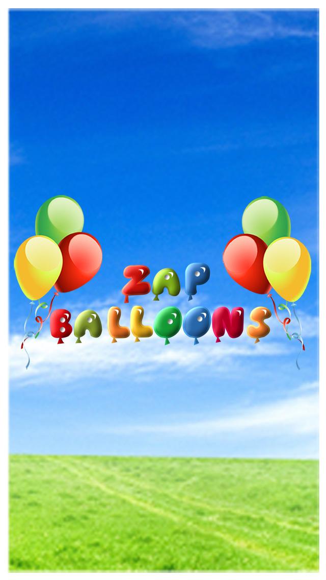 Zap Balloons screenshot 1