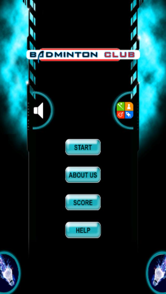 Badminton Club screenshot 1