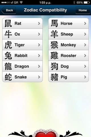 Chinese Astrology Pro - náhled