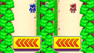 Monster Racing Fun screenshot 1