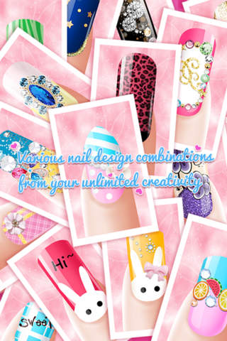 Nail Salon™ - Girls Makeup, Dressup and Makeover G - náhled