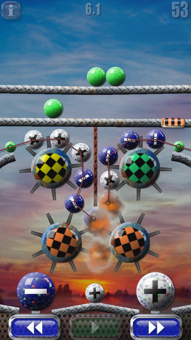 Collider® screenshot 1
