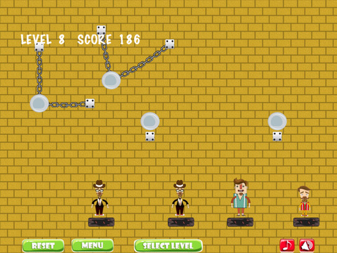 ` Hipster Ball Bash: Chain Reaction Addictive Puzzle Escape Free screenshot 10