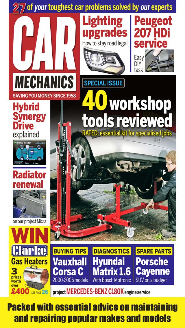 Car Mechanics Magazine screenshot 1