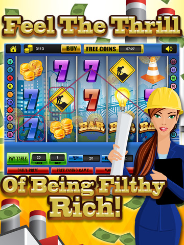 Ace Classic Vegas Slots - Rich Tycoon Millionaire Jackpot Slot Machine Games HD screenshot 6