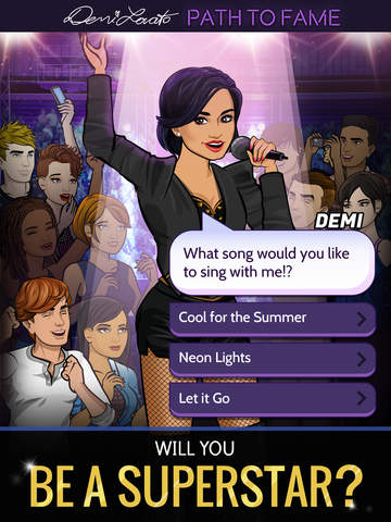 Demi Lovato: Path to Fame screenshot 6