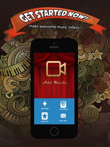 Add Music & Video Editor - Enter Video-Shop screenshot 10