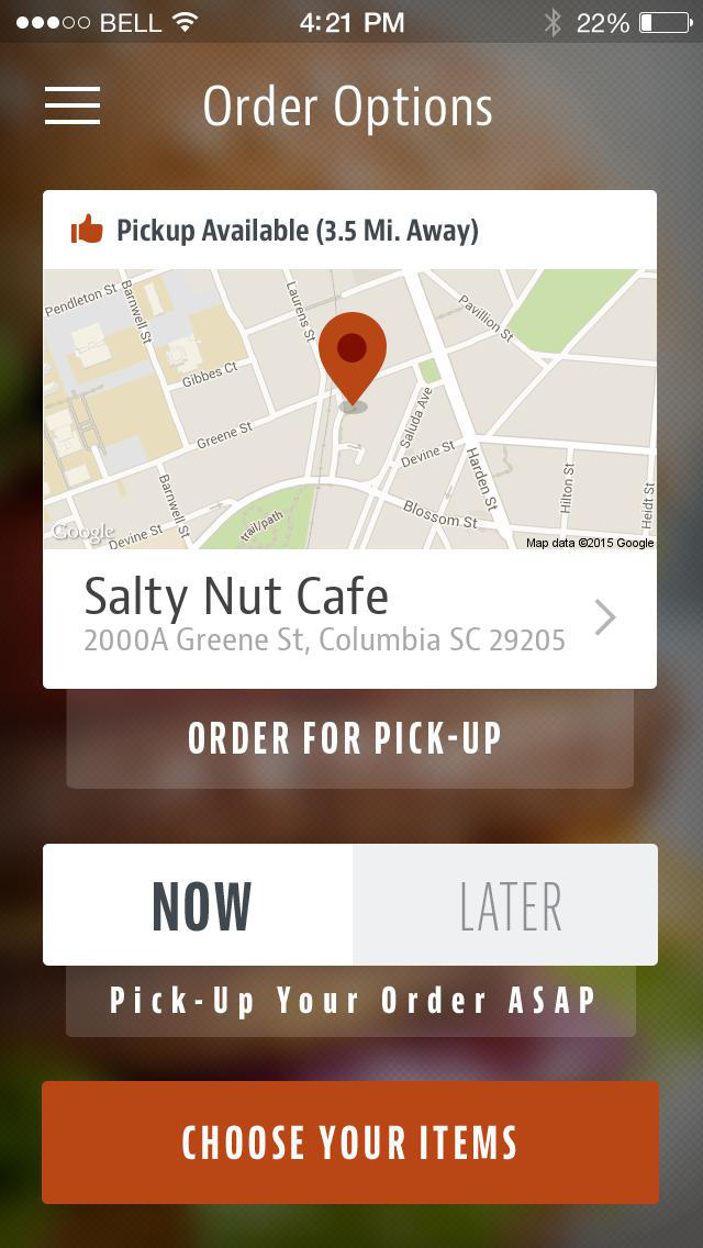 Salty Nut Cafe screenshot 2