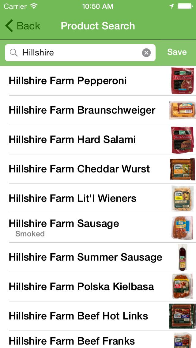 Grocery iQ screenshot 5