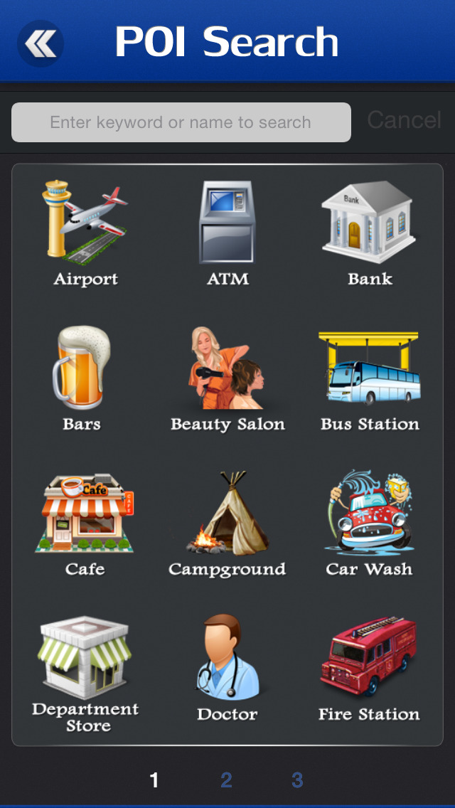 Milan Offline Travel Guide screenshot 5