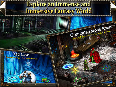 Puzzle Quest 2 Freemium screenshot 9