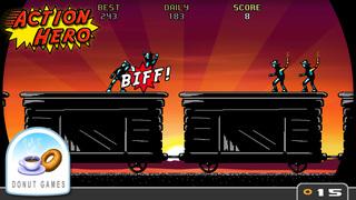Action Hero screenshot 1