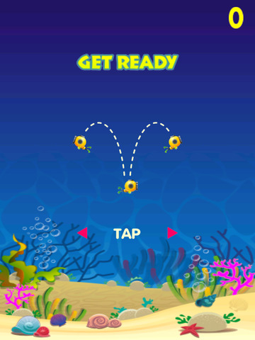 Flying Scuba Dive screenshot 4