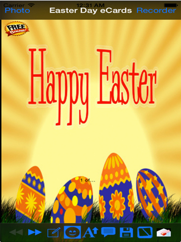 Happy Good Friday and Easter Day e-Cards screenshot 6