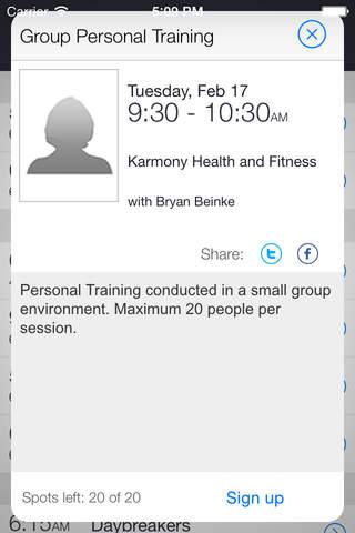 Karmony Health & Fitness - náhled