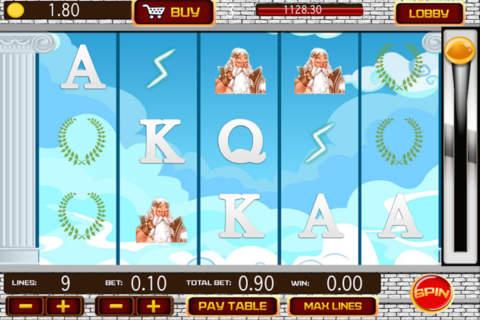 A Las Vegas Zeus Casino HD  - Riches Tiny Slots Ma - náhled