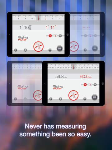 Flying Ruler Pro screenshot 9