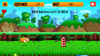 Bullet Runner - Run and Avoid Atom Obstacles screenshot 1